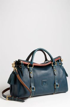 Dooney & Bourke Florentine Vachetta Leather Satchel