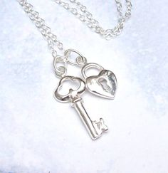 Give out Key Necklaces Bought Last February with Refresher on Guarding Heart