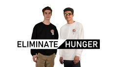 Fight world hunger through fashion. Million Children die of Hunger and poor nutrition accounts for deaths for children under Join our cause. Syrian Children, World Food Programme, World Hunger, Children In Need, Modest Outfits, Helping Others, How To Find Out, Long Sleeve Shirts, Clothing
