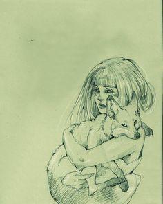 Letizia Moran . #art #artwork #artworks #artofdrawing #artist #arts #sketch #photoshop #drawing #artoftheday #fineart #illustration #modernart #sanat #sanatsal #çizim #resim #pencil #sketching #sketchbook #sketches #artofinstagram #ink #draw #drawings #artofdrawingg #artgallery by art_tunnel