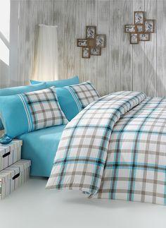 Gold Case Ranforce Tek Kişilik Nevresim Takımı Let's Go To Bed, Bed Cover Design, Ideas Hogar, Pink Bedrooms, Curtain Designs, Quilt Bedding, Bedroom Colors, Sofa Pillows, Bed Covers