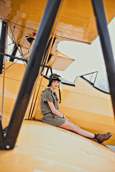 You can't imagine the feeling of wonder, viewing a vintage aircraft and watching a vintage aircraft flying. Avion Jet, Plane Photography, Creative Photography, Photography Ideas, Plane And Pilot, Plane Photos, Airline Reservations, Female Pilot, Air Festival