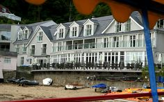 South Devon Hotel Review - The South Sands Hotel - On the Beach in Salcombe