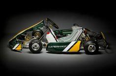 KARTING: Caterham Karting Photos & Details http://RacingNewsNetwork.com/2013/03/23/karting-caterham-karting-photos-details/