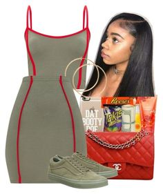 Untitled #119 by colourmejayy on Polyvore featuring polyvore fashion style Vans clothing