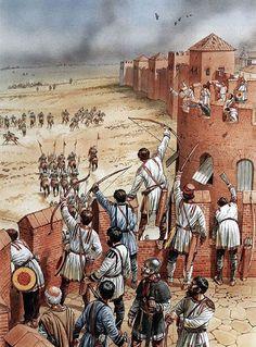 Belisarius' soldiers