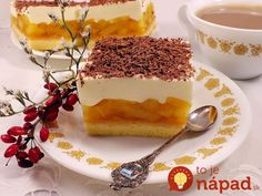 Polish Recipes, Polish Food, Tiramisu, Cheesecake, Cookies, Baking, Ethnic Recipes, Poland, Powdered Sugar