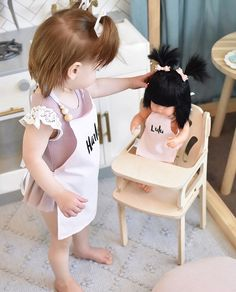 Wooden Toys, Flower Girl Dresses, Presents, Chair, Wedding Dresses, January, Nice, Home Decor, Instagram