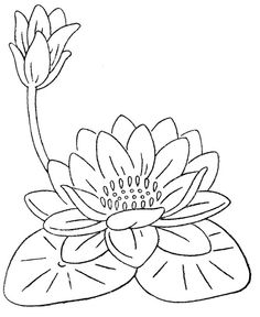 Hand Embroidery Patterns, Embroidery Designs, Floral Embroidery, Inspiration Art, Art Inspo, Rangoli Side Designs, Abstract Portrait Painting, Pichwai Paintings, Lotus Art
