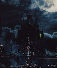 Haunted Mansion Artwork