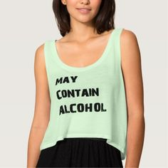 Funny St. Patrick's Day MAY CONTAIN ALCOHOL
