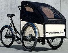 I like to be lazy & pampered, so Tony can give me a ride around town on one of these.