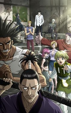 Hunter X hunter Manga Online Hunter, Poster Prints, Hunter Anime, Hunter X Hunter, Hunter Spider, Anime, Anime Shows, Manga, Hisoka