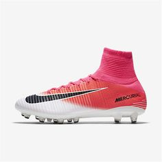 wholesale dealer 6928d c5f25 Nike Mercurial Superfly V AG-PRO (Racer Pink   White   Black) Mens