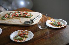 einkorn pizza | foodloveswriting.com