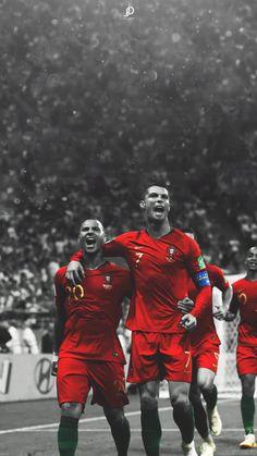 Ronaldo and Quaresma