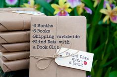The next instalment of Blind Date with a Book Club is almost here! Have a different book shipped to your front door based on the genres you choose. Check out our little bookshop for more details.