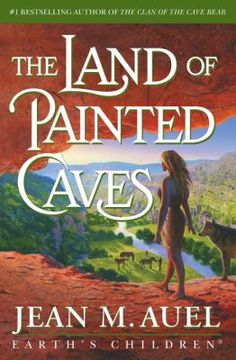 The Land of Painted Caves by Jean M. Auel #6