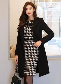 11 Chic and casual outfits ideas for women fashion ideas Work Fashion, Cute Fashion, Asian Fashion, Modest Fashion, Hijab Fashion, Fashion Dresses, Fashion Design, Fashion Ideas, Women's Fashion