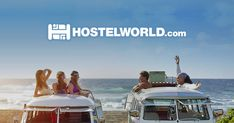 Hostelword.com is one of my favorite accommodation booking sites.  #travel #hostels #backpacking