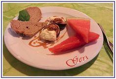 Lecker mit Geri: Feigen mit Ziegenkäse überbacken - Запечени смокини с козе сирене