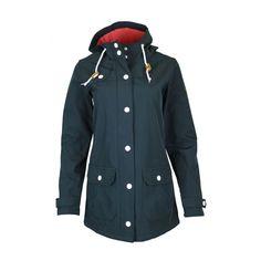derbe - 129.95 - 5.0 von 5 Sternen - Frühlingsjacke Raincoat, Fashion, Jackets, Rain Jacket, Moda, Fashion Styles, Fashion Illustrations