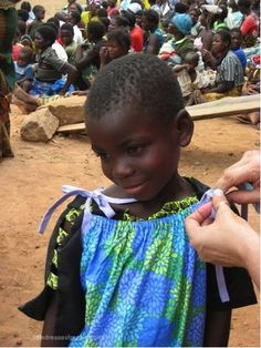 Little Dresses for Africa Sewing Hope Conference Aug 8 & 9 '14 | Nancy Zieman Blog
