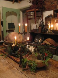 the highbuttonshoe Christmas table 2014
