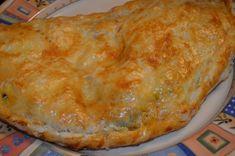 Empanada vegetariana para chuparse los dedos