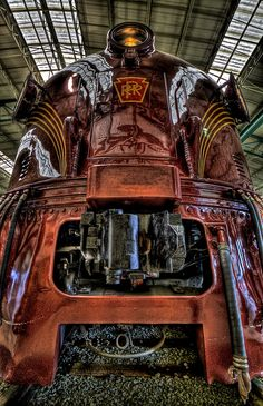 Pennsylvania Railroad Museum