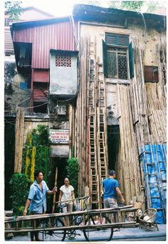 Hanoi street - 36 ancient street