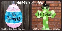 Like the Easter Cross for hanging on door or patio wall