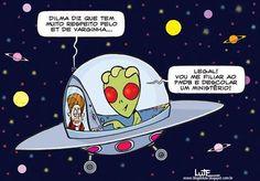 Dilma e o ET