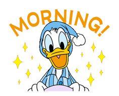 The perfect Morning DonaldDuck Happy Animated GIF for your conversation. Discover and Share the best GIFs on Tenor. Good Morning Disney, Cute Good Morning Quotes, Good Morning Good Night, Good Morning Cartoon, Donald Duck Gif, Donald And Daisy Duck, Classic Cartoon Characters, Classic Cartoons, Gif Animé