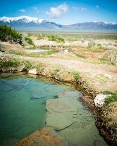 Nevada has over 2 dozen natural hot springs I washellip