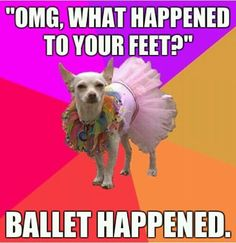 Dancer probpem memes