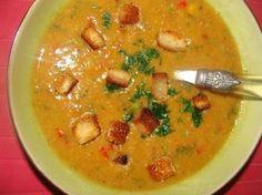 Suppe : Kanarische Kichererbsensuppe mit Chorizoeinlage Rezept - Rezepte kochen - kochbar.de