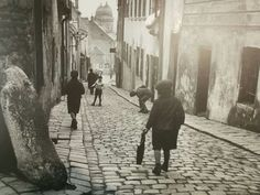 Bratislava, Old City, Czech Republic, Geo, Nostalgia, The Past, Old Things, Times, Prague
