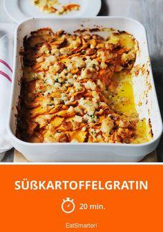 Zum Reinlegen ❤️ Süßkartoffel-Gratin