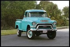 1956 GMC 100 NAPCO Pickup  #Mecum #Kissimmee #WhereTheCarsAre
