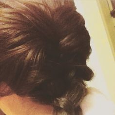 French braid but quite different...