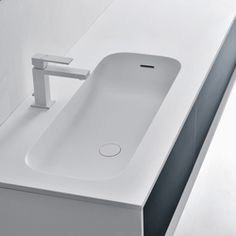 Beautiful Modern Bathtub With Customizable Accessoriesa And Attachments. See More.  Shape | Vanity Units | Falper Photo