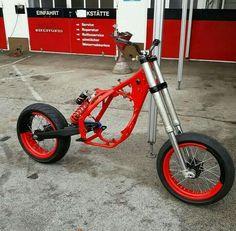 Printing Videos Architecture Home Code: 4120178629 Concept Motorcycles, Custom Motorcycles, Custom Bikes, Velo Design, Bicycle Design, Eletric Bike, E Biker, Diy Go Kart, Motorised Bike