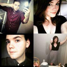 """1 YEAR ON HRT! #transisbeautiful #transgender #transgenderfemale #transfemale #truegender #lgbt #lgbtq #1yrhrt"""