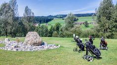 #Golf spielen im #Bregenzerwald
