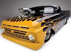 1964 Ford Custom Blown Truck