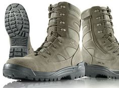 Military Type Desert Tan Jungle Boots - ArmyNavyShop.com ...