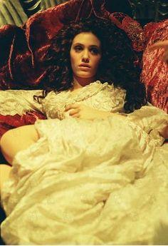 The Phantom of the Opera Movie - Christine waking up in the phantom's lair