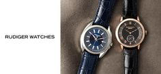 Rudiger Watches - http://fancycentral.com/354/rudiger-watches/