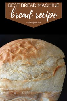 The Best Bread Machine Bread - Breads, Muffins, Tortillas - Brot Oster Bread Machine Recipe, White Bread Machine Recipes, Best Bread Machine, Bread Maker Recipes, White Bread Recipe For Bread Machine, Best Sandwich Bread Machine Recipe, Bread Machine Beer Bread Recipe, Sourdough Bread Machine, Oatmeal